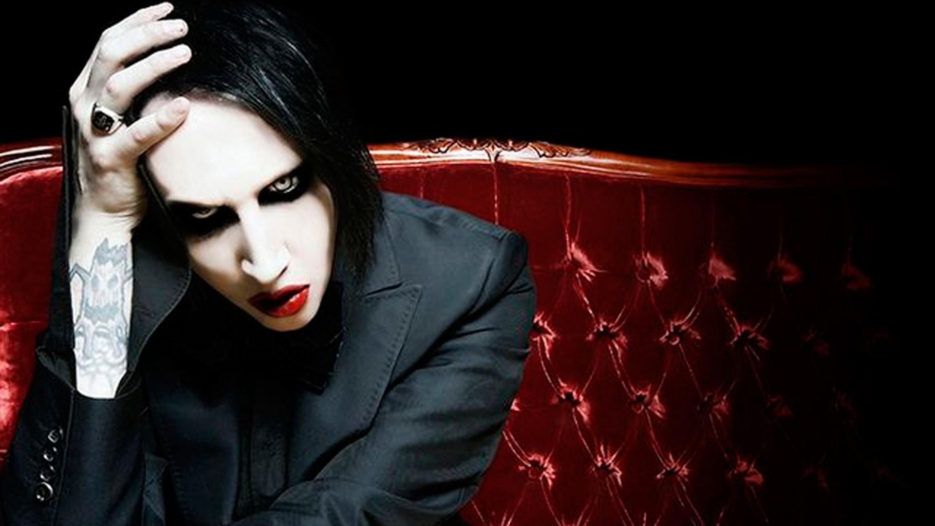 Marilyn Manson Full HD Wallpaper 1920×1080