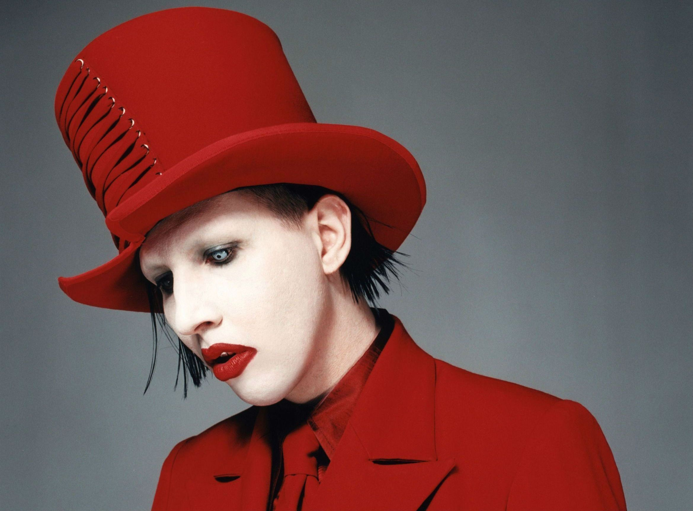 HD Quality Marilyn Manson Wallpaper 12 Music Celebrity Full Size .