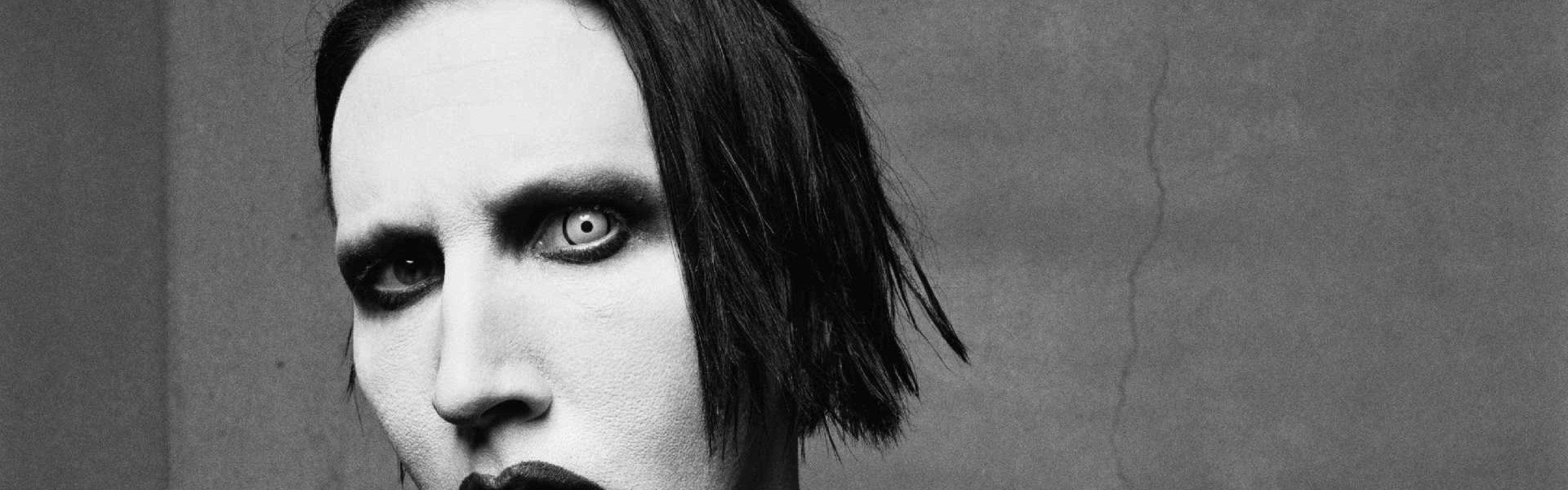 HD Marilyn Manson 4k Pics for Android. 0.418 MB