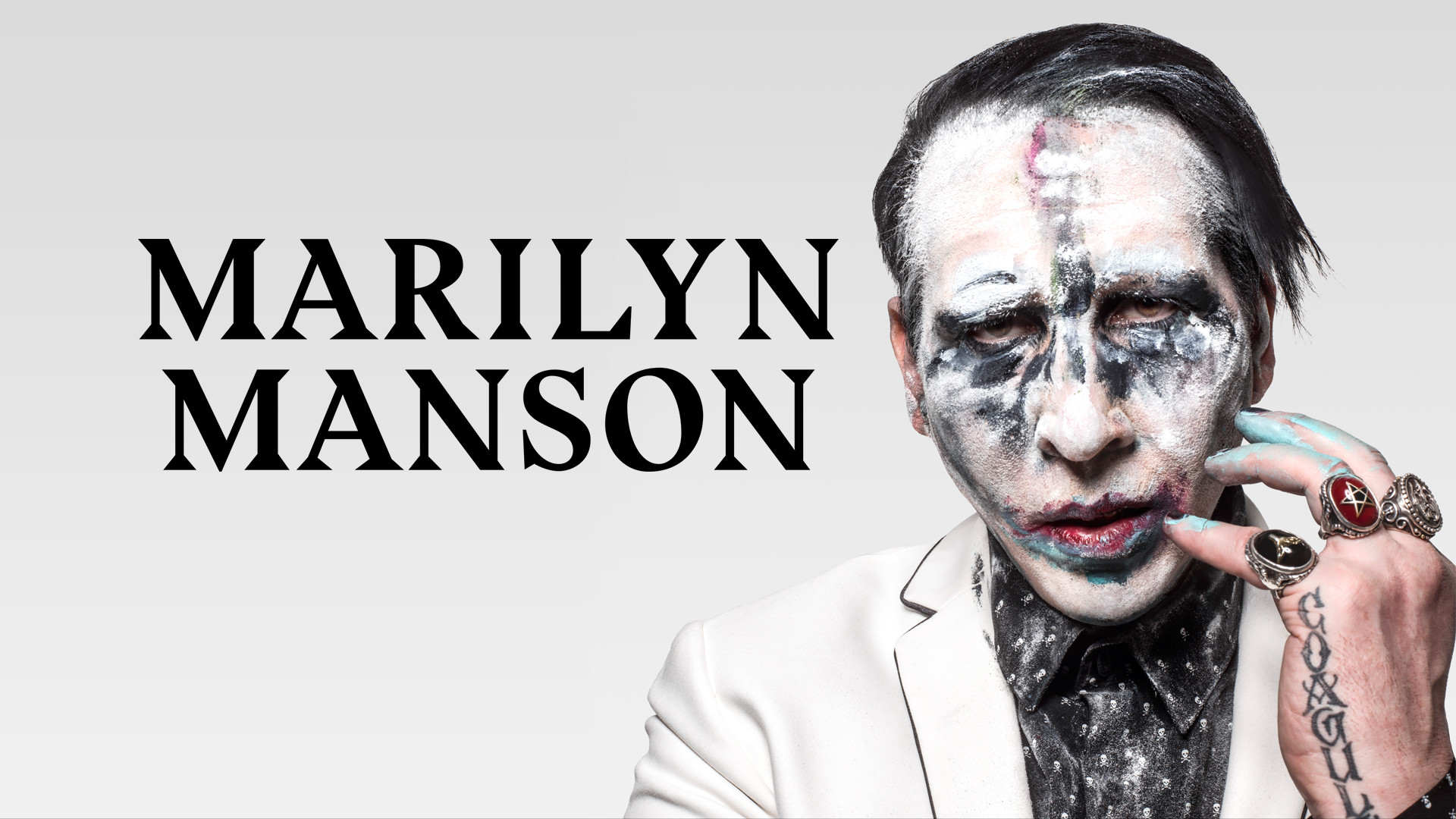 Marilyn Manson Drops New Song, Info About Up-Coming Album [AUDIO]