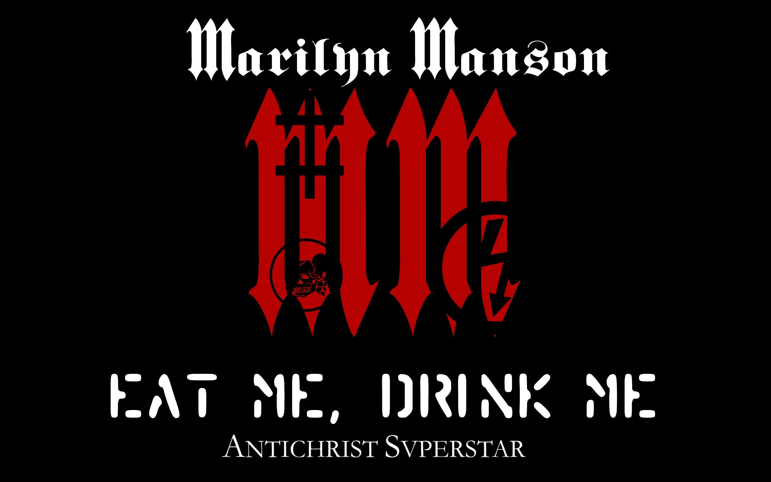 free wallpaper and screensavers for marilyn manson (Carter Gill 2560×1600)