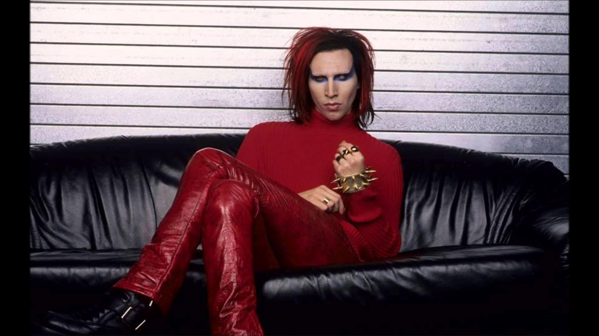 Marilyn Manson – Get My Rocks Off