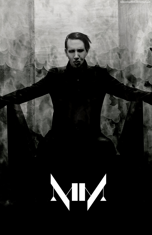 … raimundogiffuni Marilyn Manson – The Pale Emperor by raimundogiffuni
