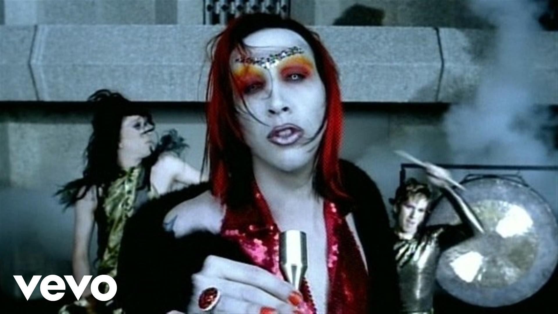 Marilyn Manson-Tainted Love Uncensored [HD!] – YouTube   Music Videos.    Pinterest   Marilyn manson