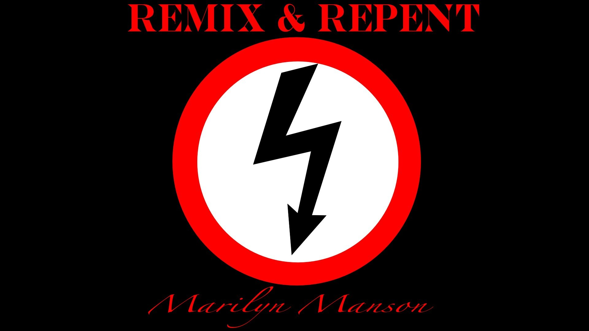 Music – Marilyn Manson Industrial Metal Heavy Metal Wallpaper