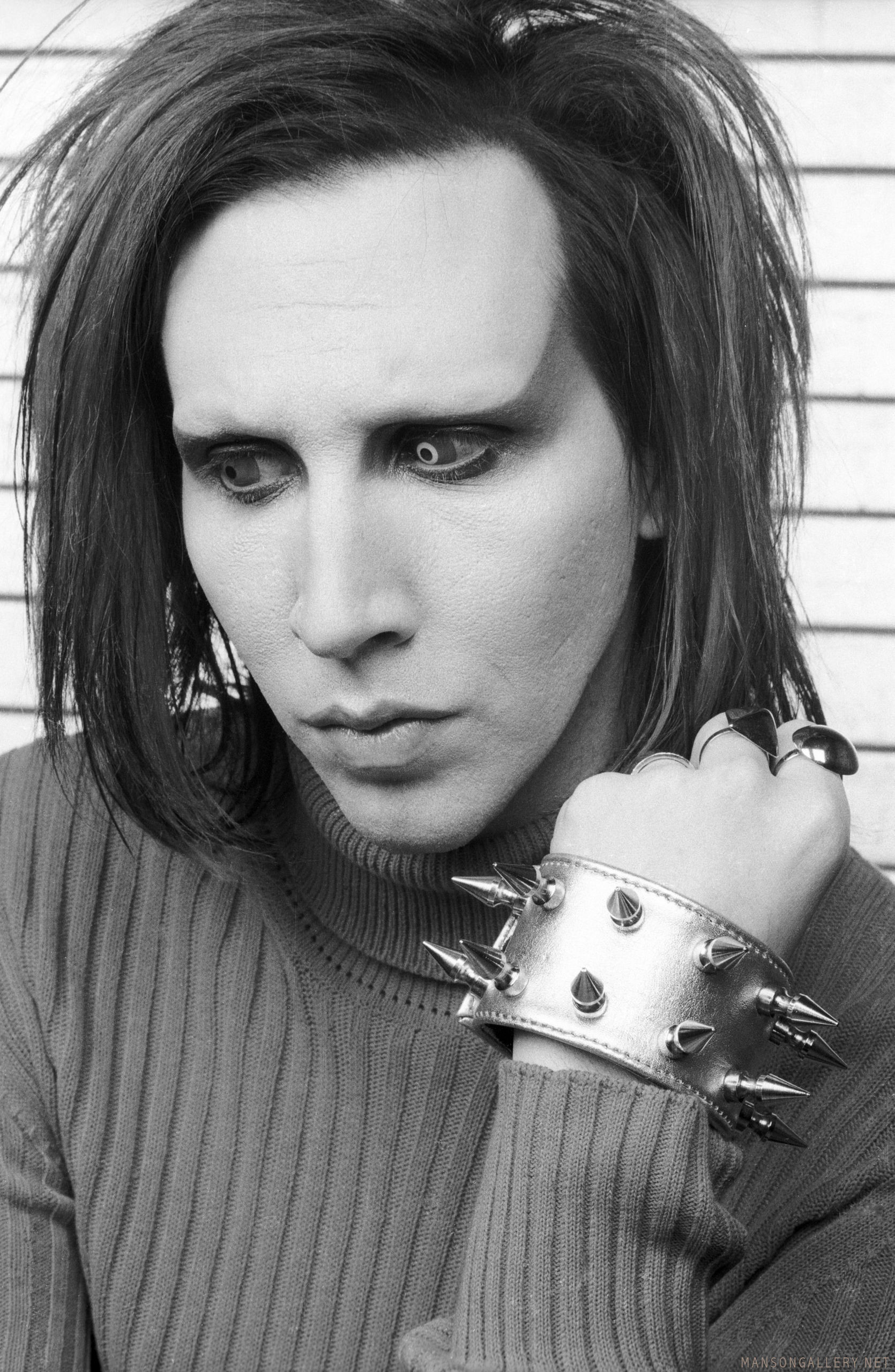 Marilyn Manson. Photography ID: 37115