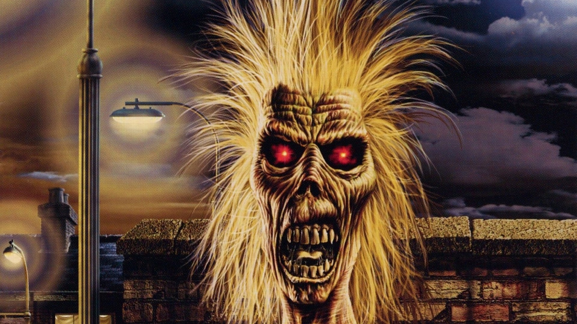Music – Iron Maiden Wallpaper