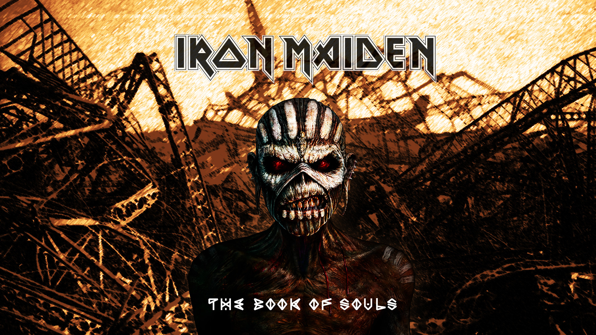 … Iron Maiden 'The Book of Souls' r101 Wallpaper …