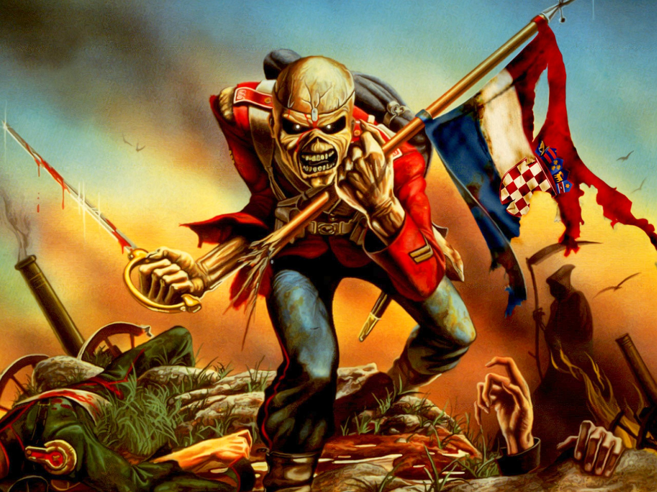 Pics Photos – Iron Maiden Wallpaper Desktop