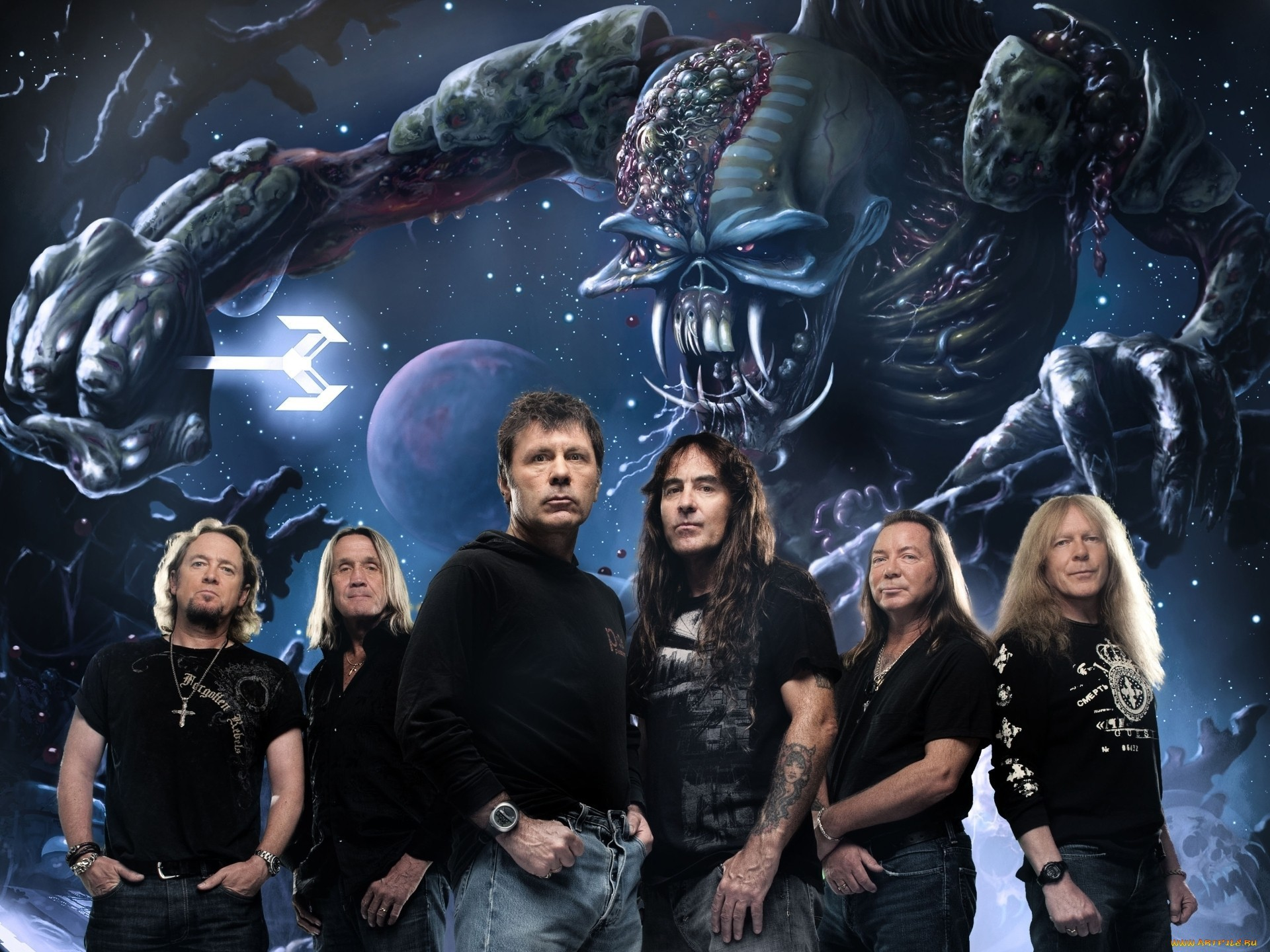 Iron Maiden Wallpaper 1920×1080 – WallpaperSafari