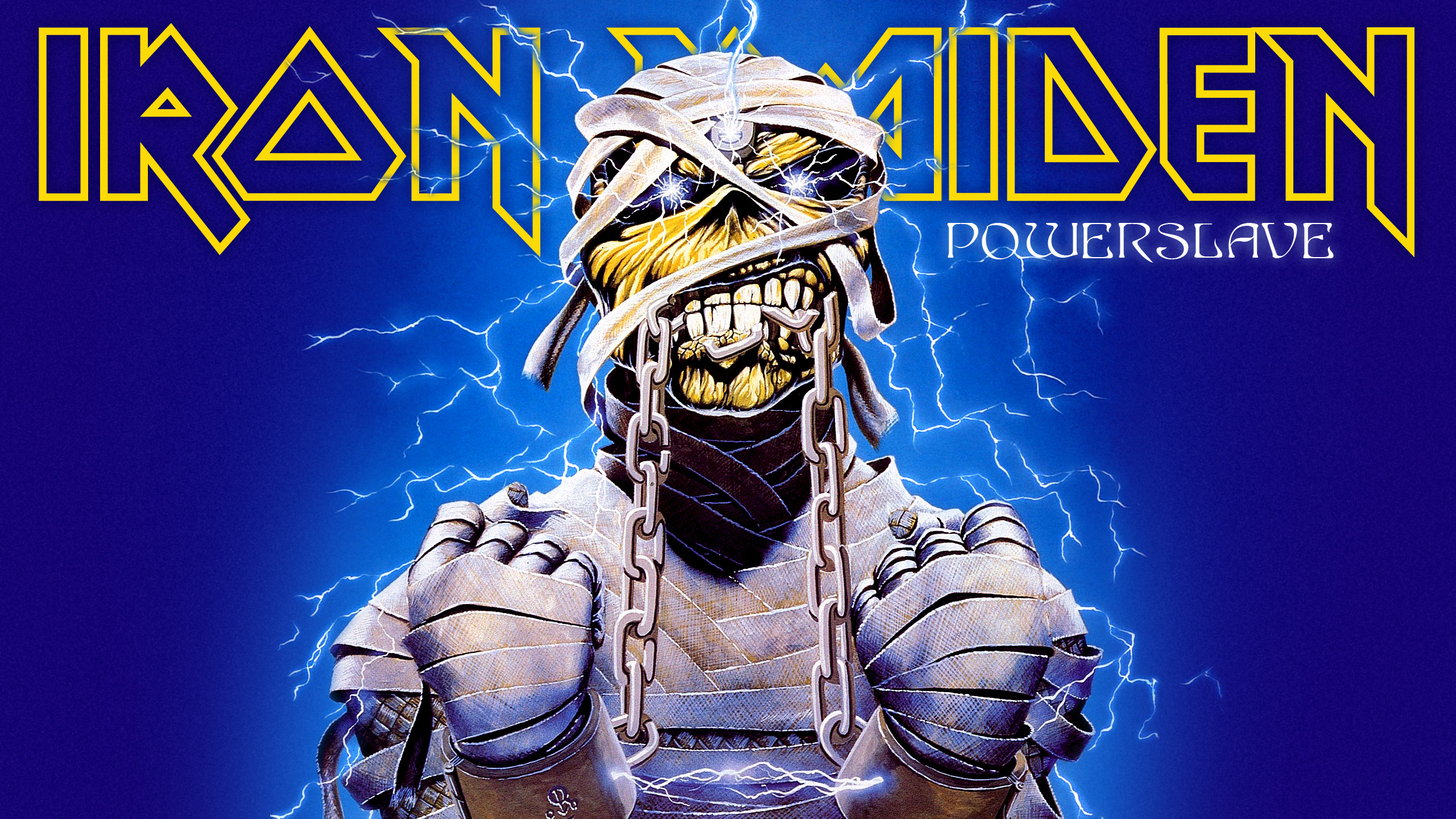 Top 20 Iron Maiden Wallpapers