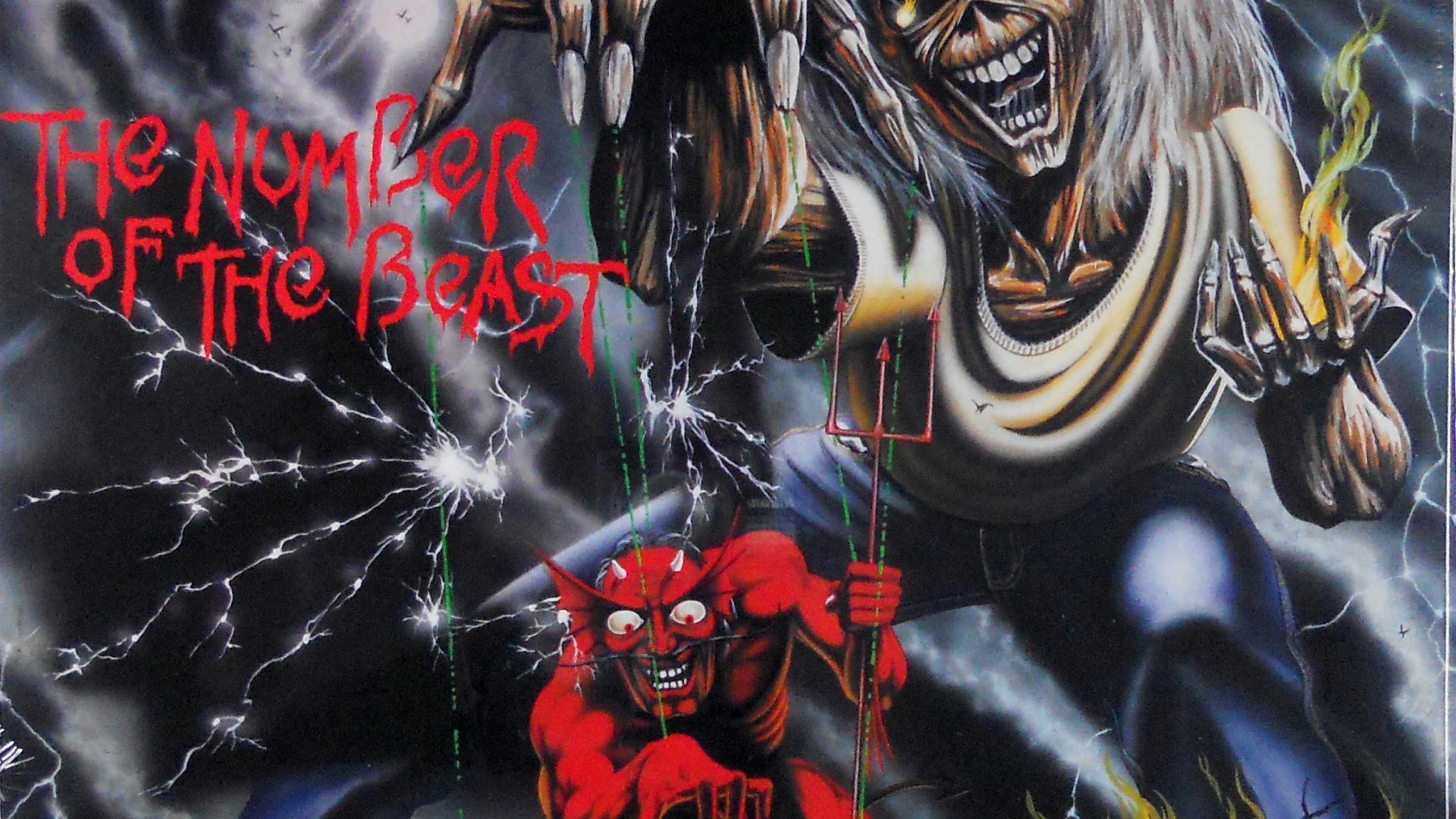 … iron maiden the number of the beast wallpaper 3d wallpapers …
