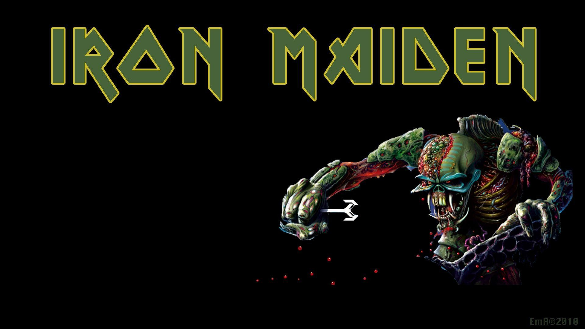 Free <b>Wallpapers</b> Collection: <b>Iron Maiden