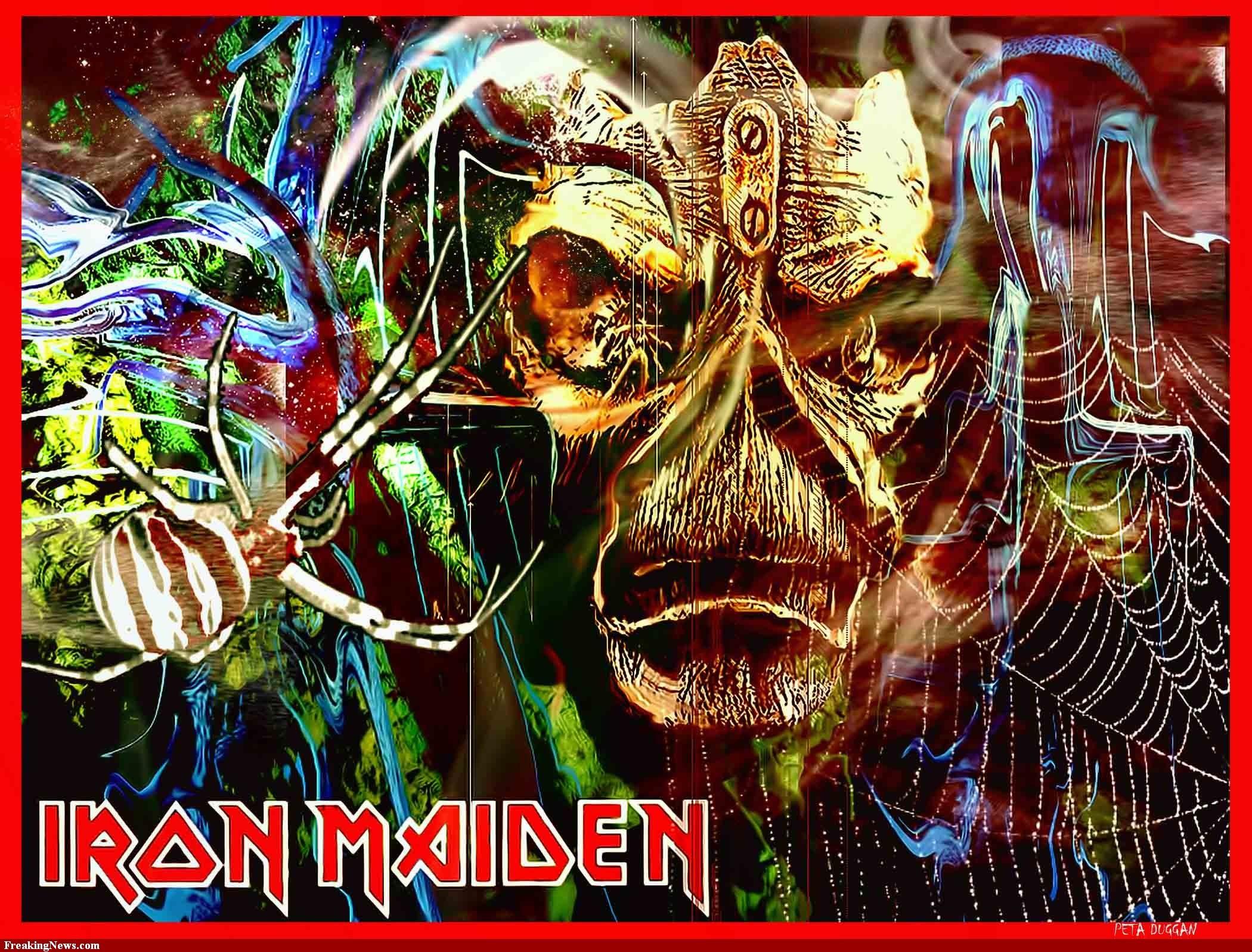 Music – Iron Maiden Wallpaper