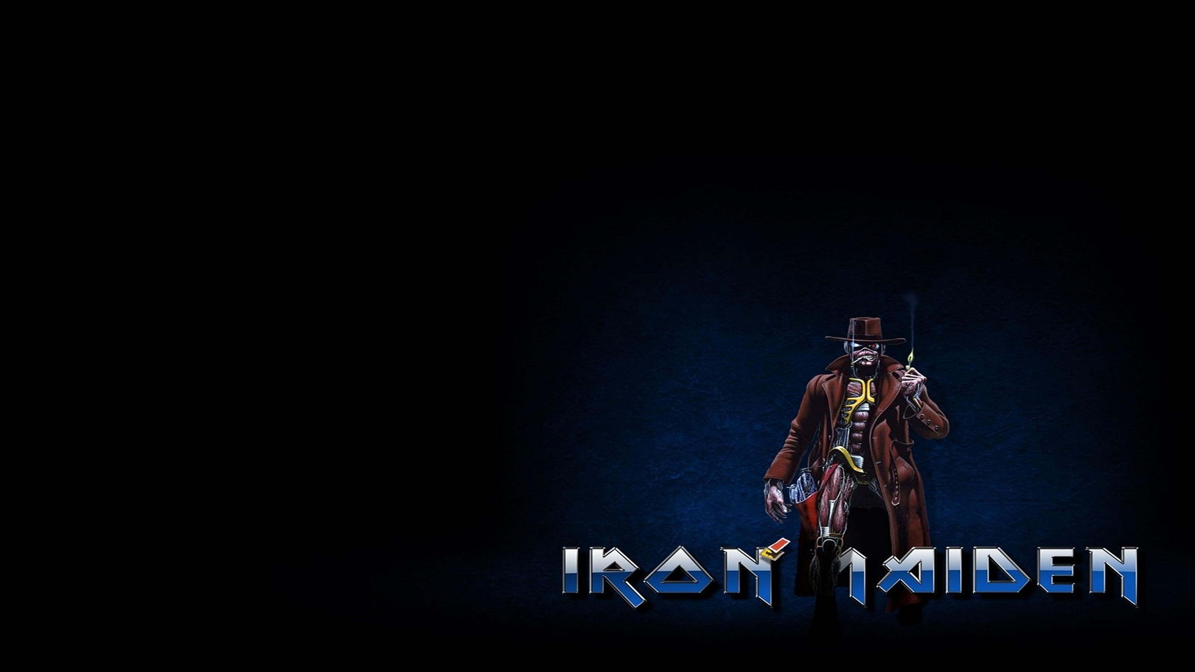iron maiden Wallpaper Background