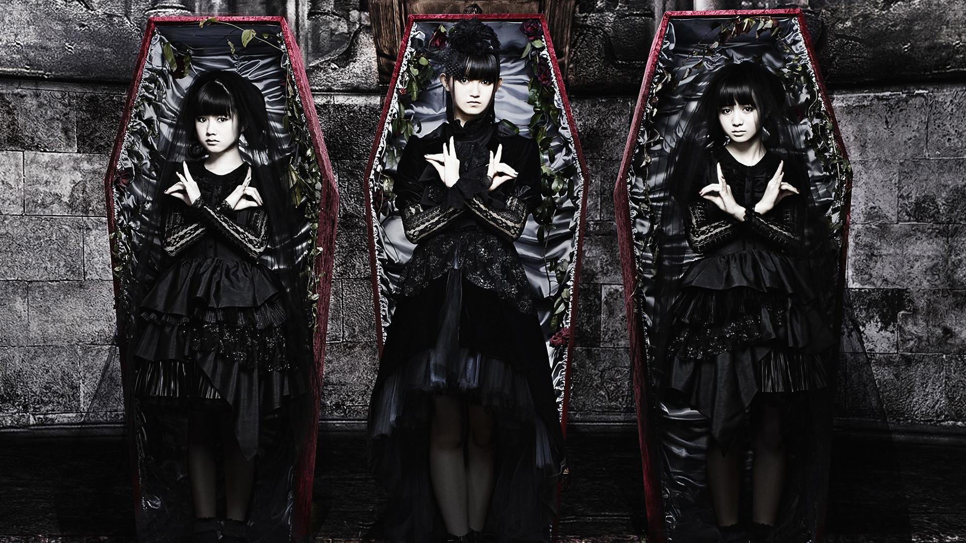 Music – Babymetal Heavy Metal Metal Idol Japanese Asian Oriental Wallpaper
