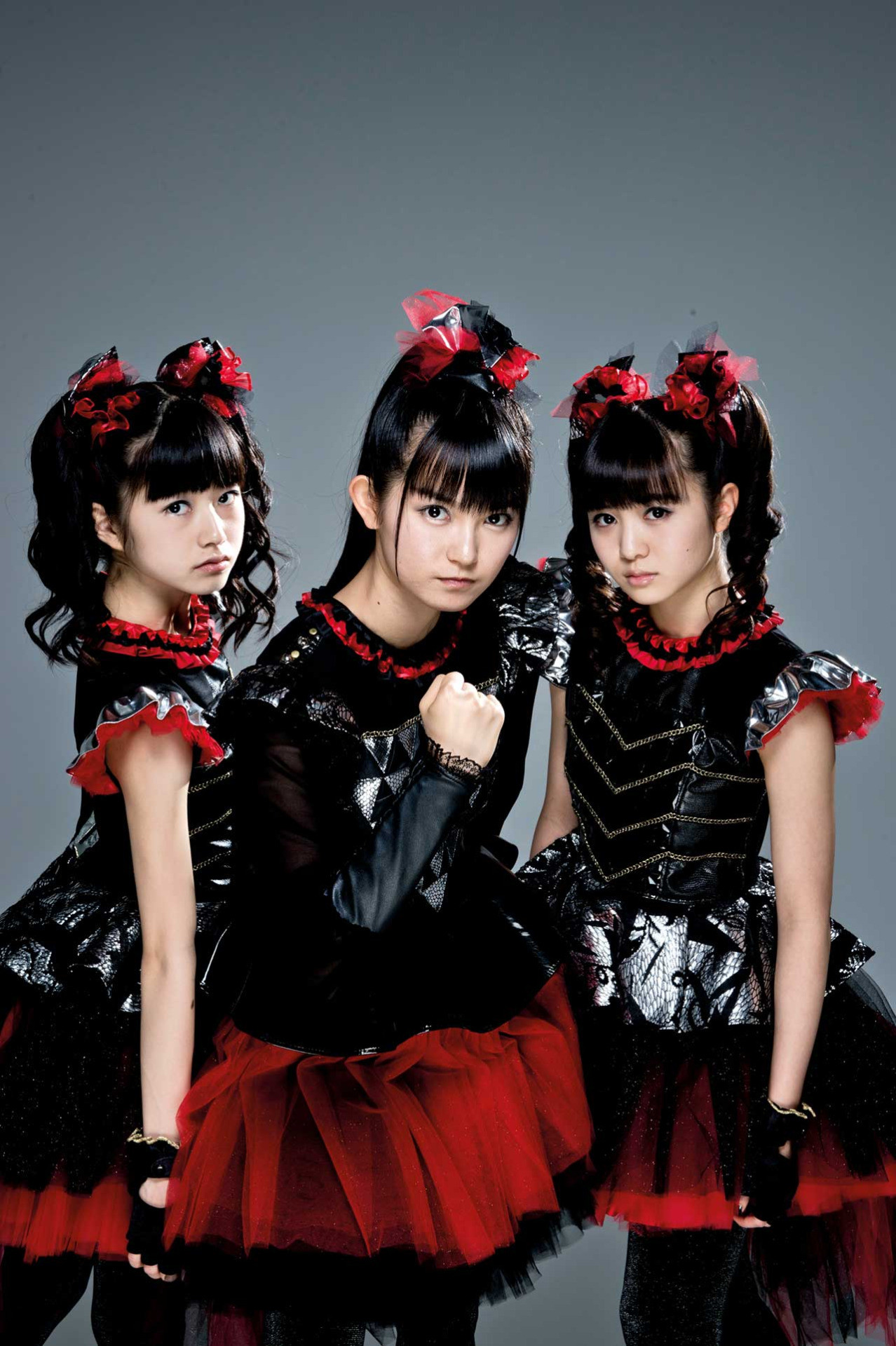 Babymetal… Lord help me, this has to be one of the cutest