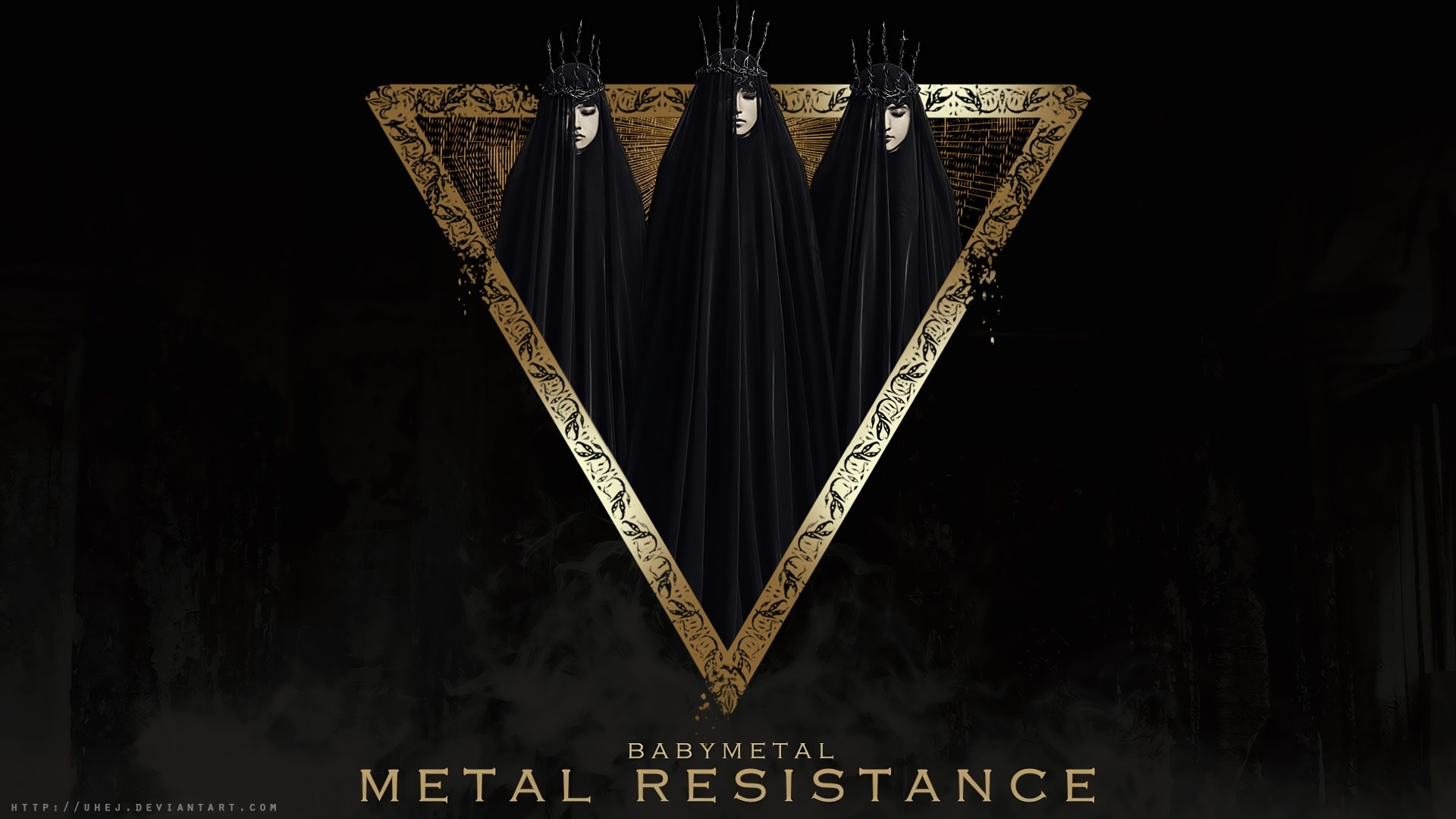 beautiful pictures of babymetal