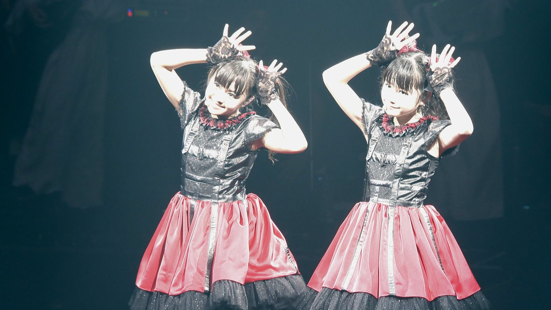 Tags: J-Pop, Babymetal, Wallpaper, HD Wallpaper