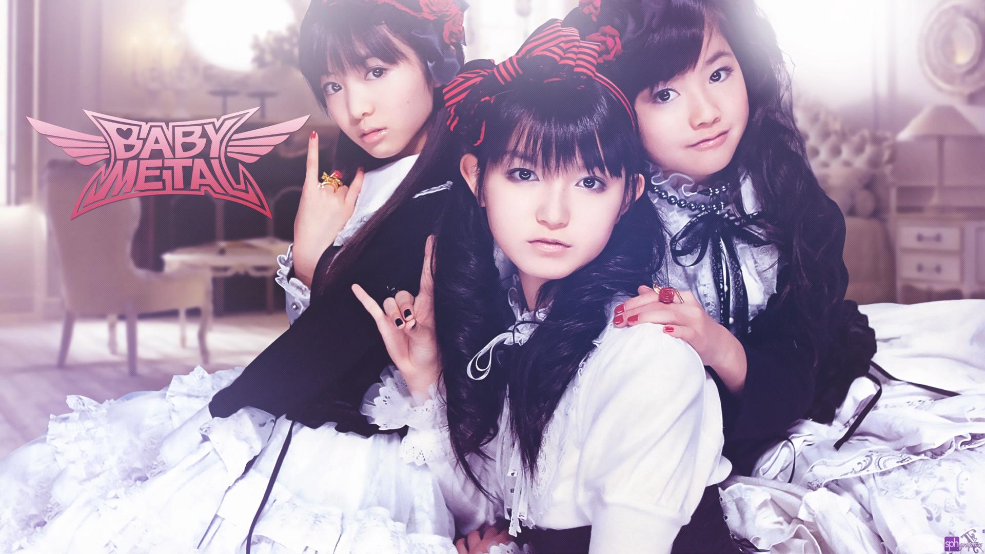 Babymetal, J-Pop, Moa Kikuchi, Suzuka Nakamoto, Yui Mizuno HD Wallpaper &  Background • 3220 • Wallur