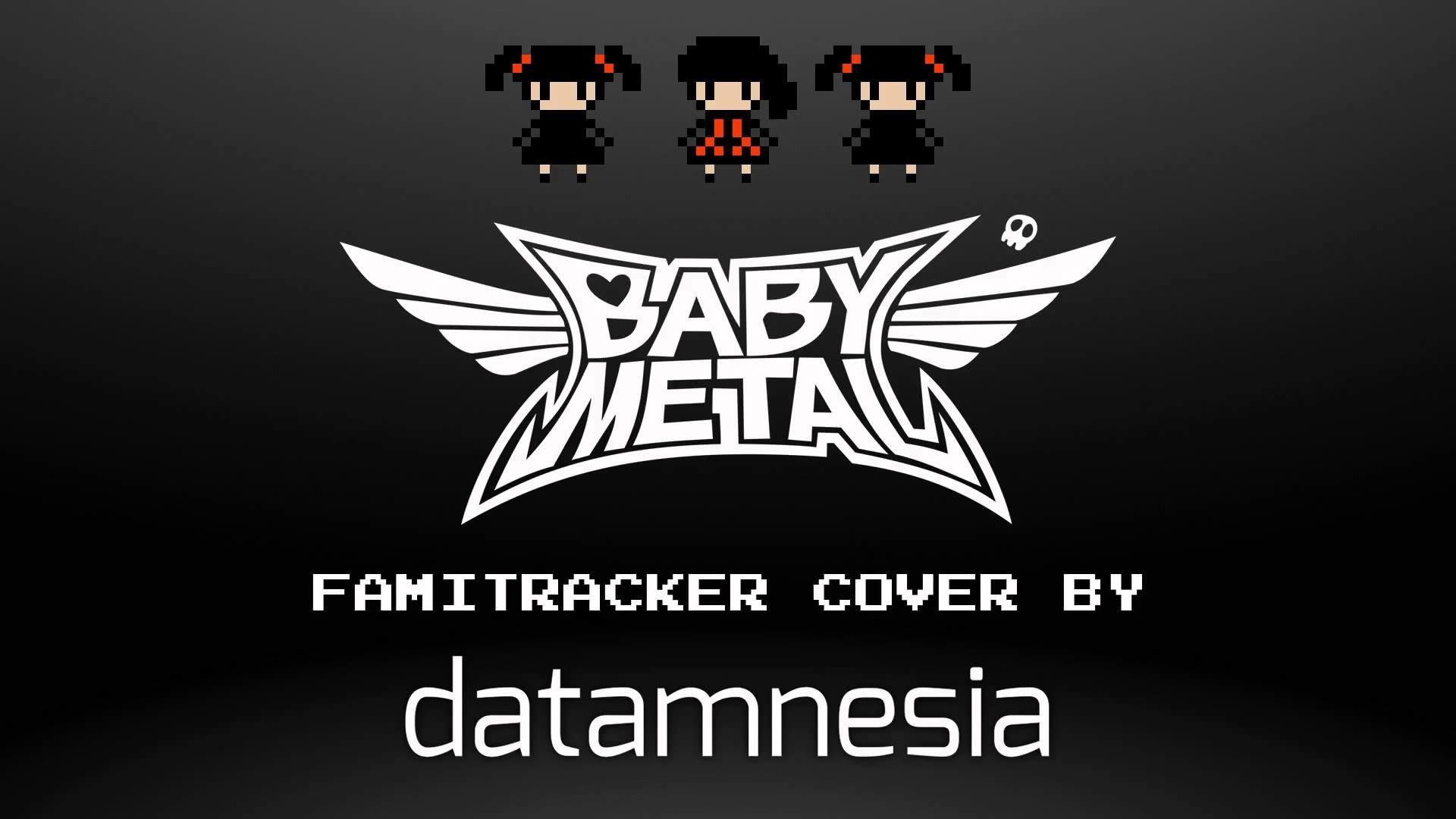 [FREE DOWNLOAD] datamnesia – ド・キ・ド・キ☆モーニング (Doki Doki Morning) (BABYMETAL  Cover) [FamiTracker] – YouTube