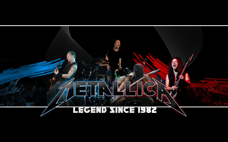 Metallica Widescreen Wallpaper