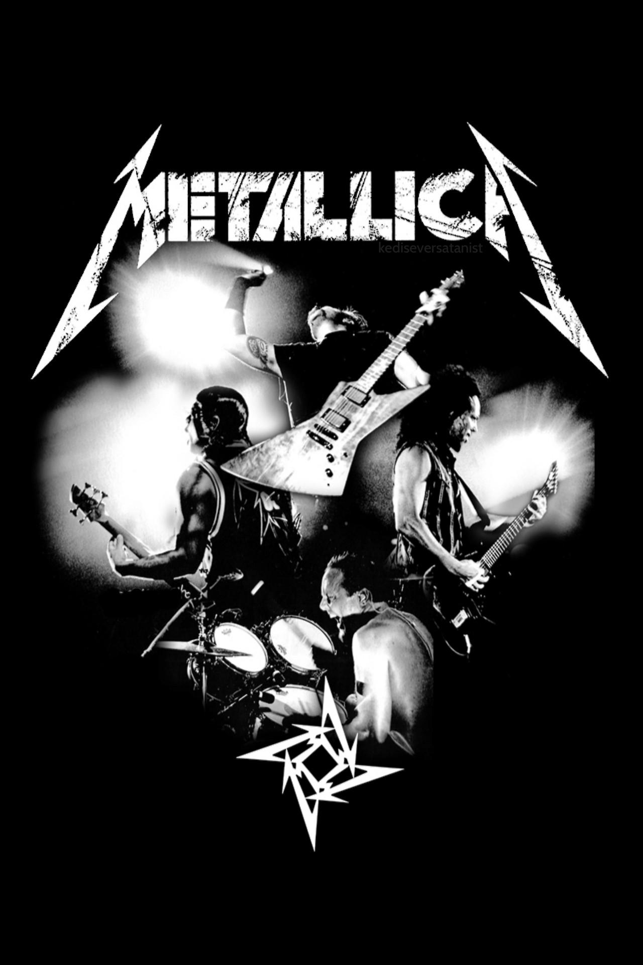 Metallica. Metallica MusicBand LogosDesktop WallpapersHd …