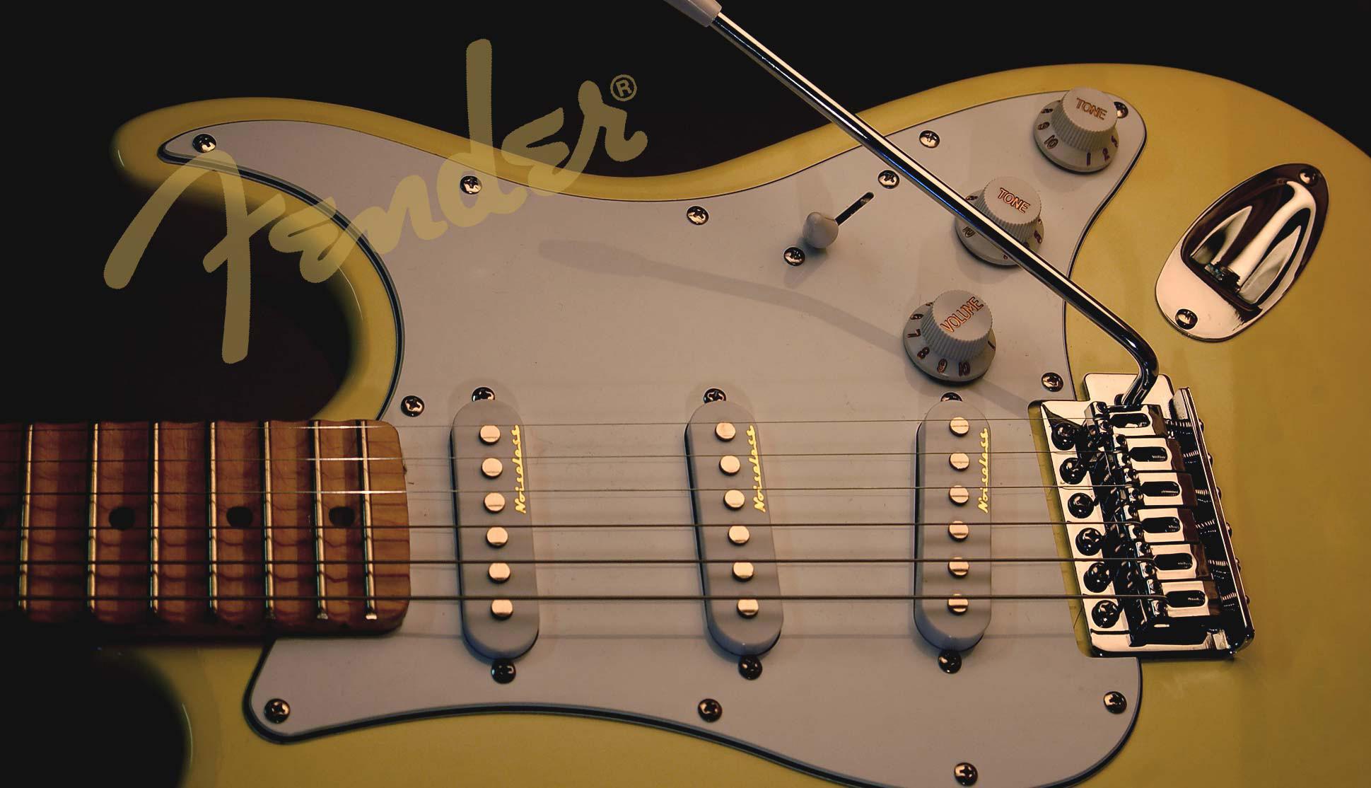 Fender Wallpaper HD Free Download.