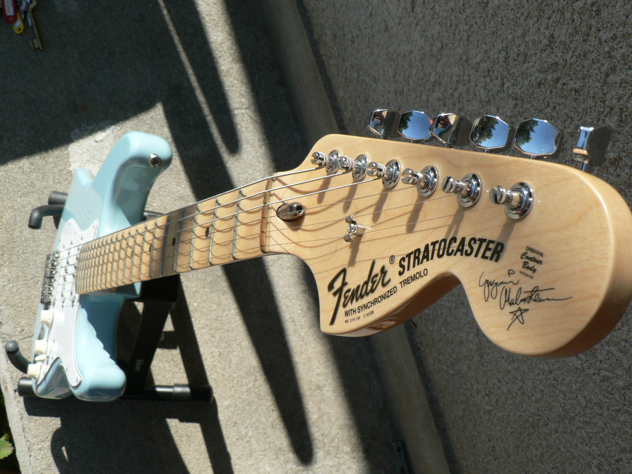 Fender Yngwie Malmsteen Stratocaster Benjams images