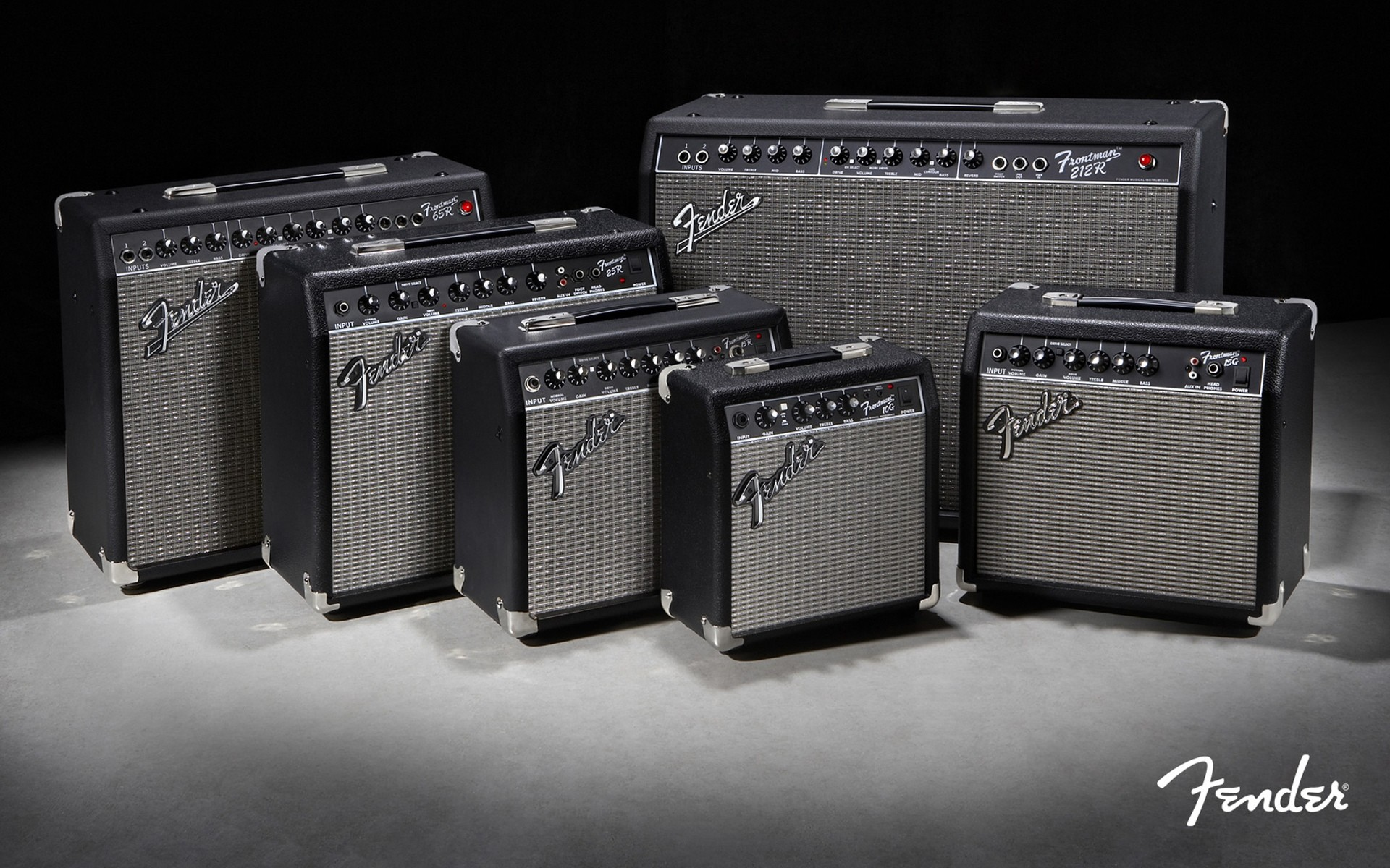 iPhone Wallpaper Amps! | The Gear Page