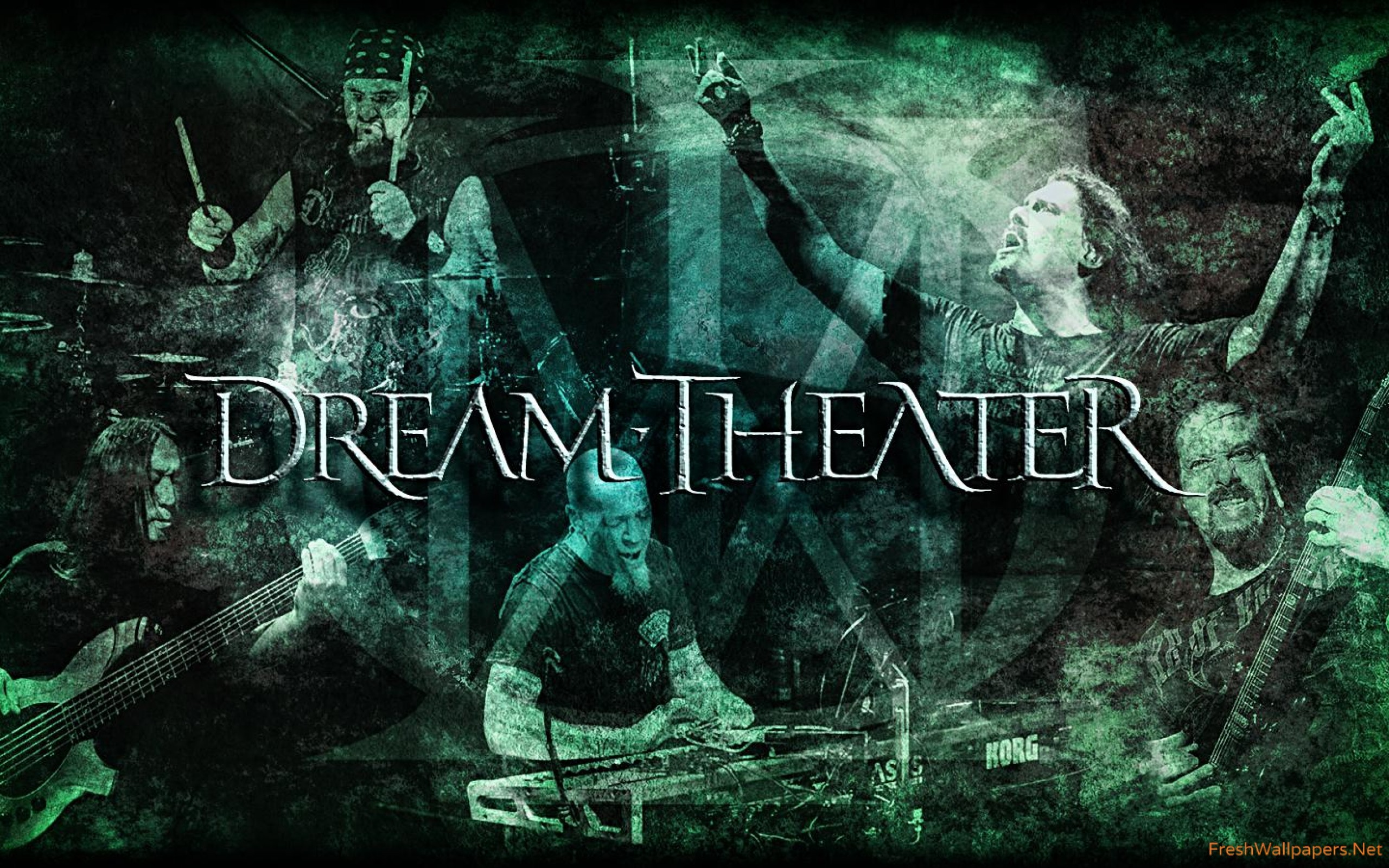 dream-theater Wallpaper: 2560×1600