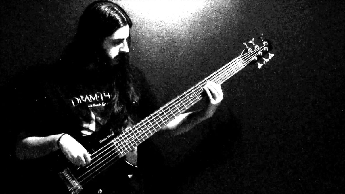 Dream Theater – Vacant (Bass Cover)