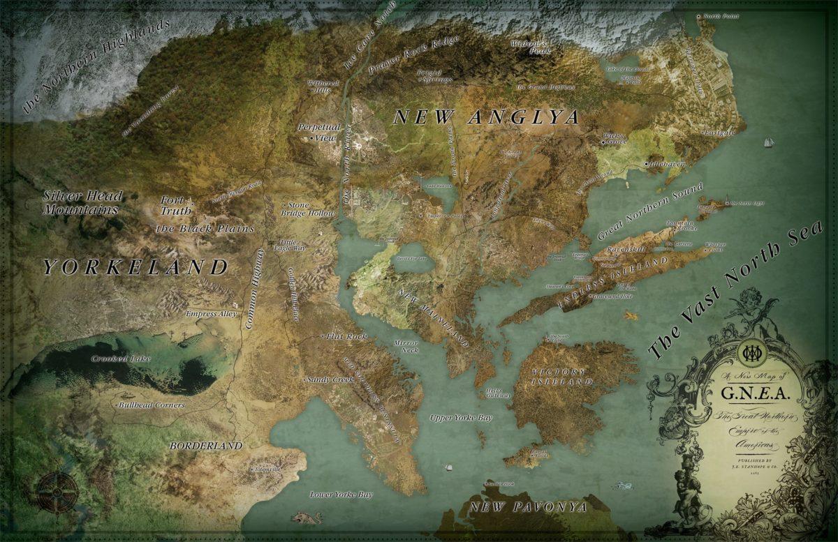 General Dream Theater The Astonishing music map