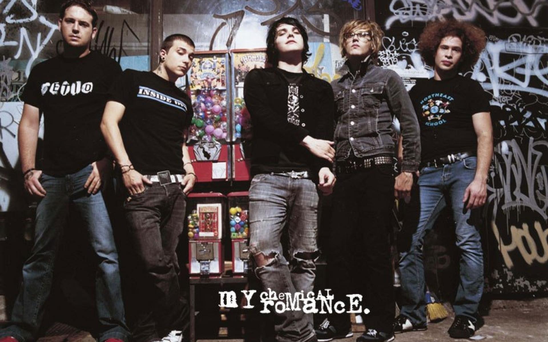 My Chemical Romance 852283 …