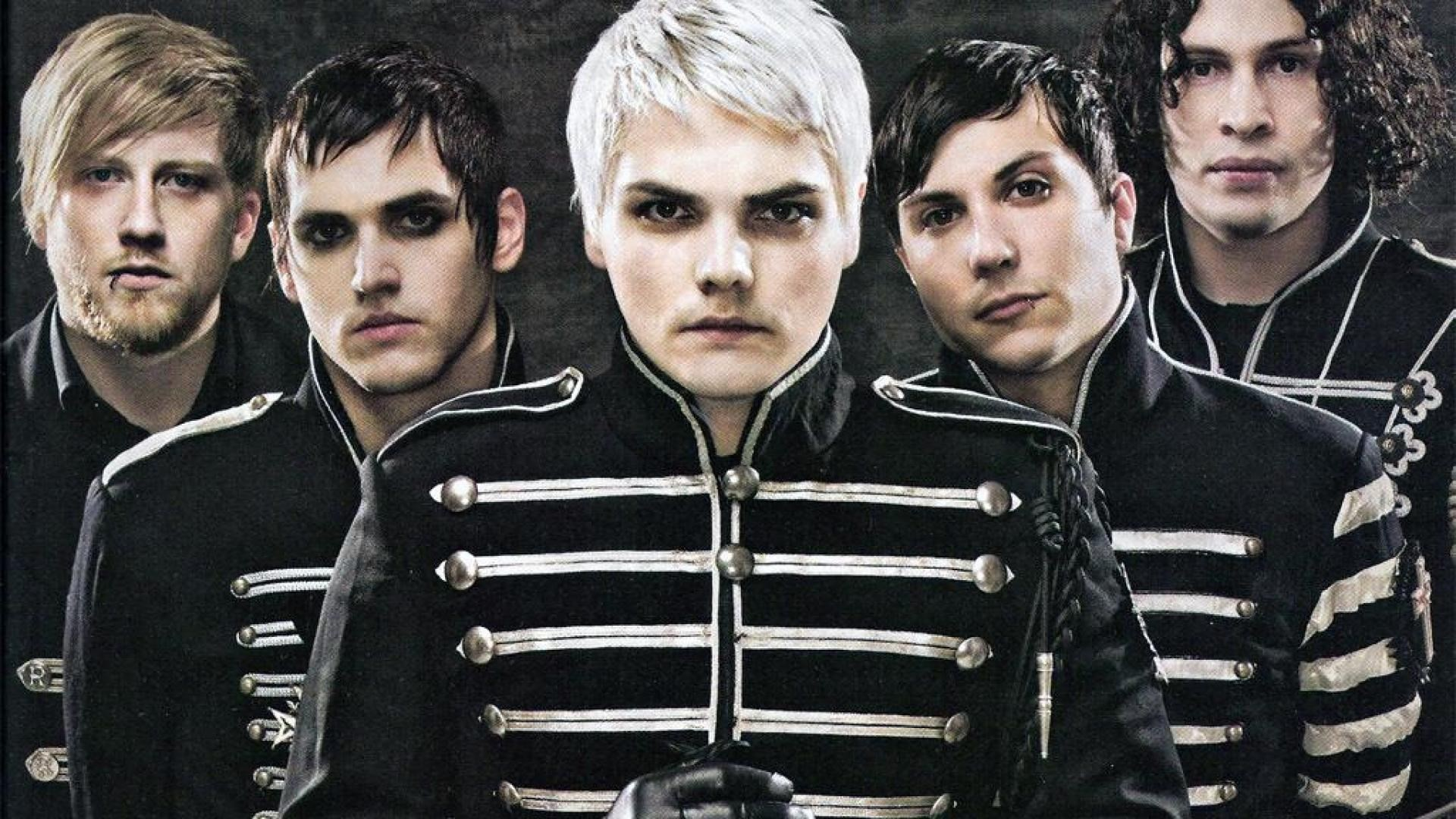 my chemical romance wallpapers hd