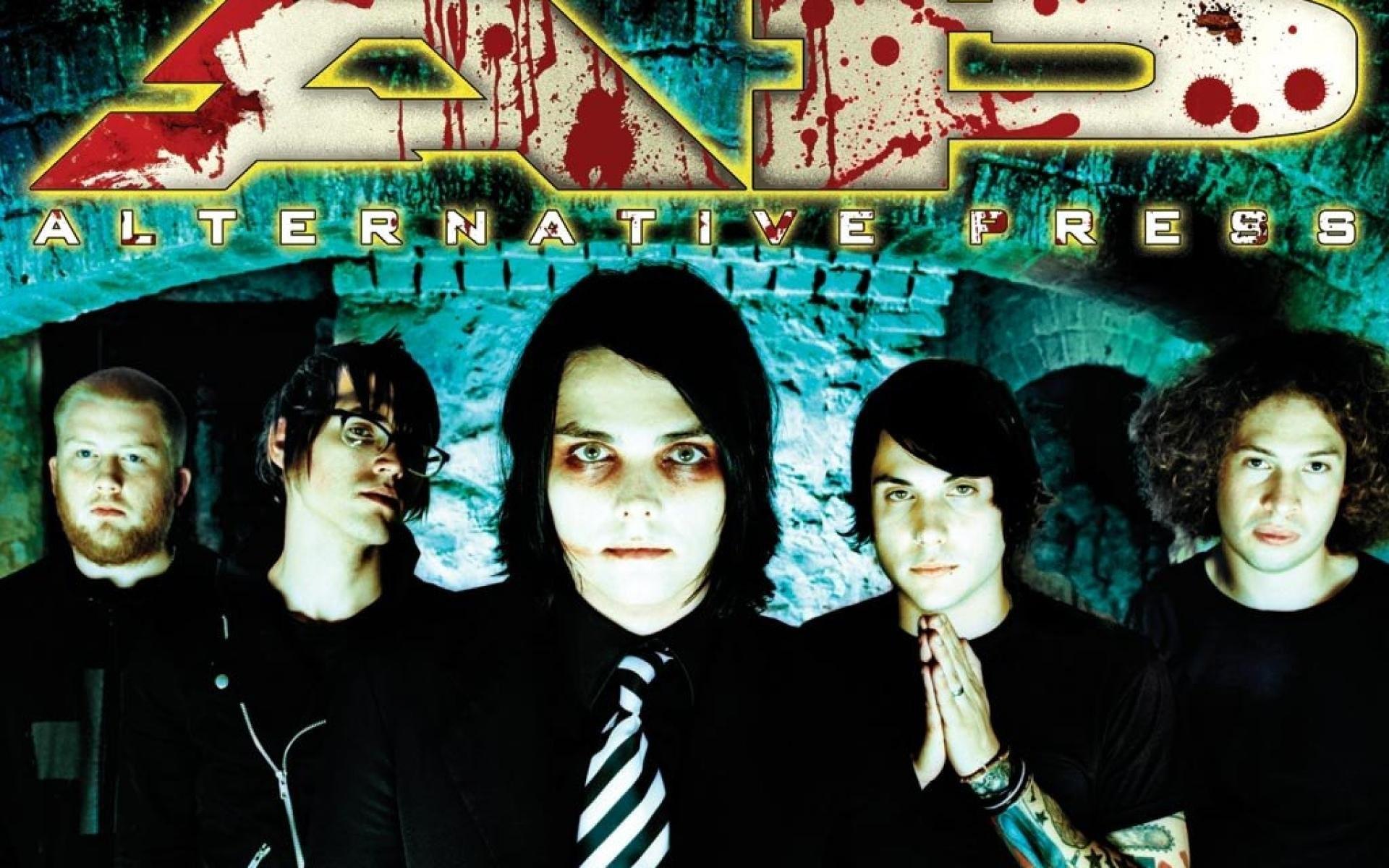 My Chemical Romance Alternative Press