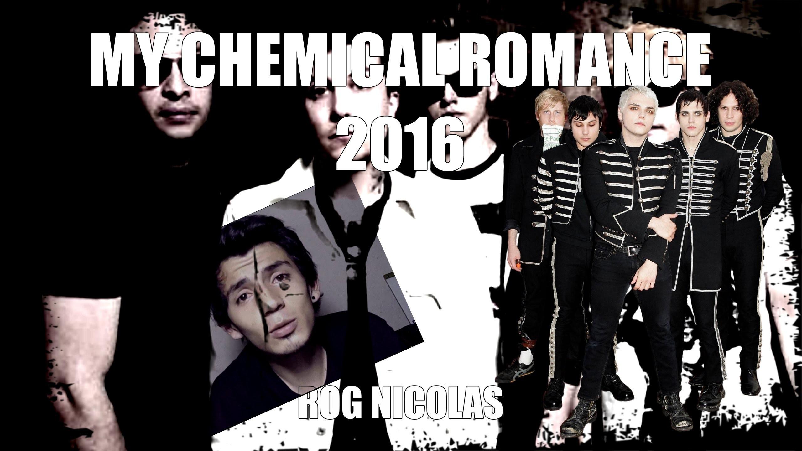 MY CHEMICAL ROMANCE 2016 – Rog Nicolas