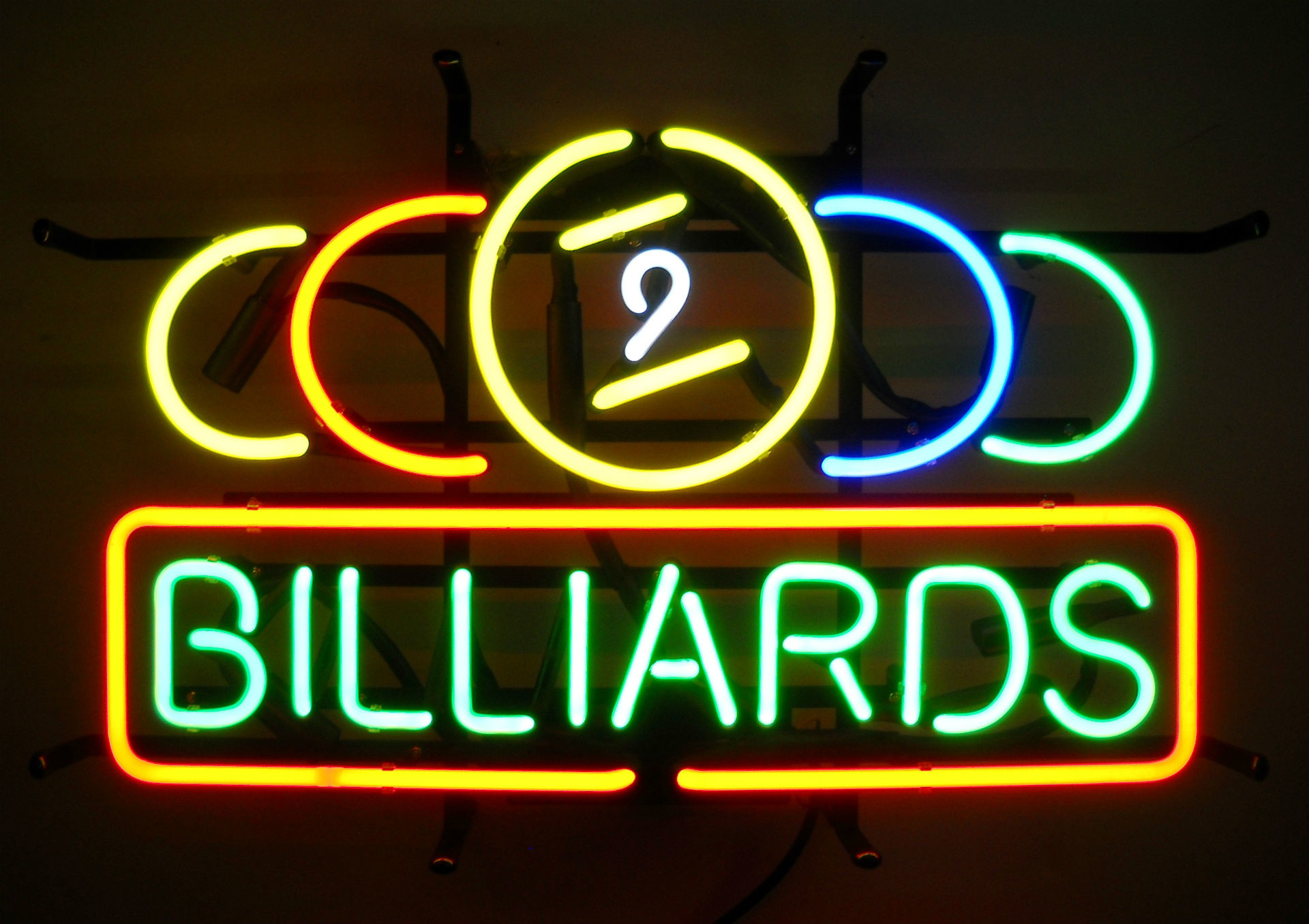 Billiards wallpapers HD pictures photos. Custom Neon SignsSign …