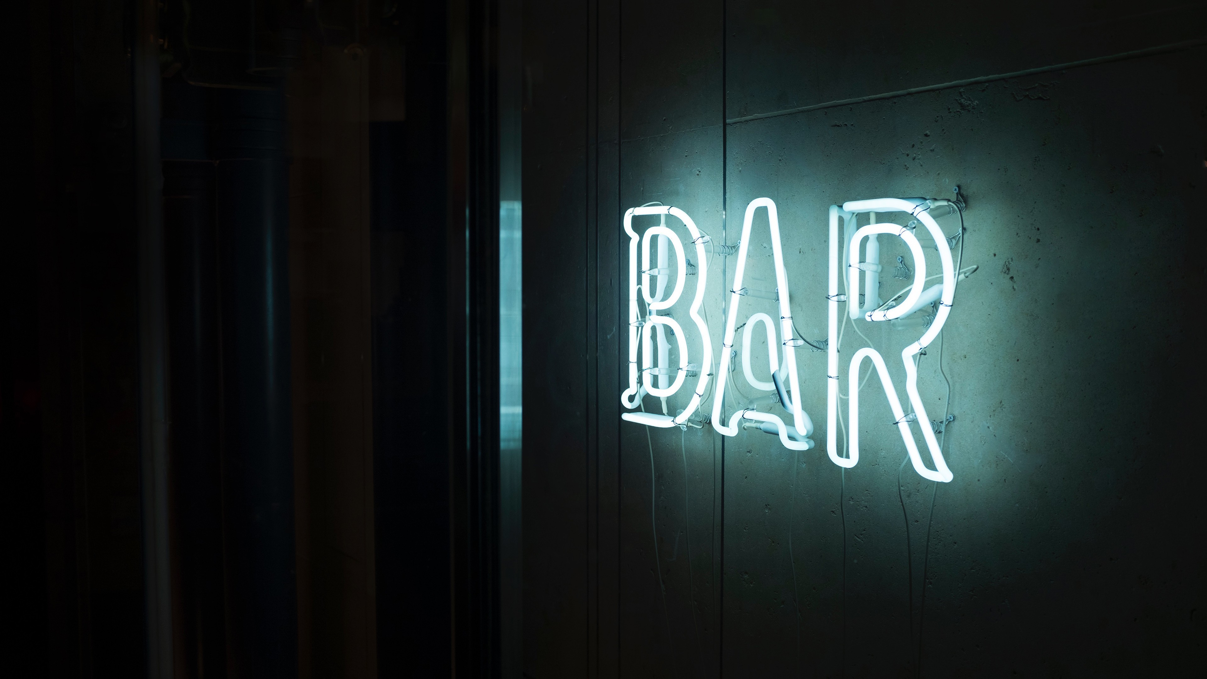 photography, Neon, Bar, Signs, Neon sign Wallpapers HD / Desktop and Mobile  Backgrounds