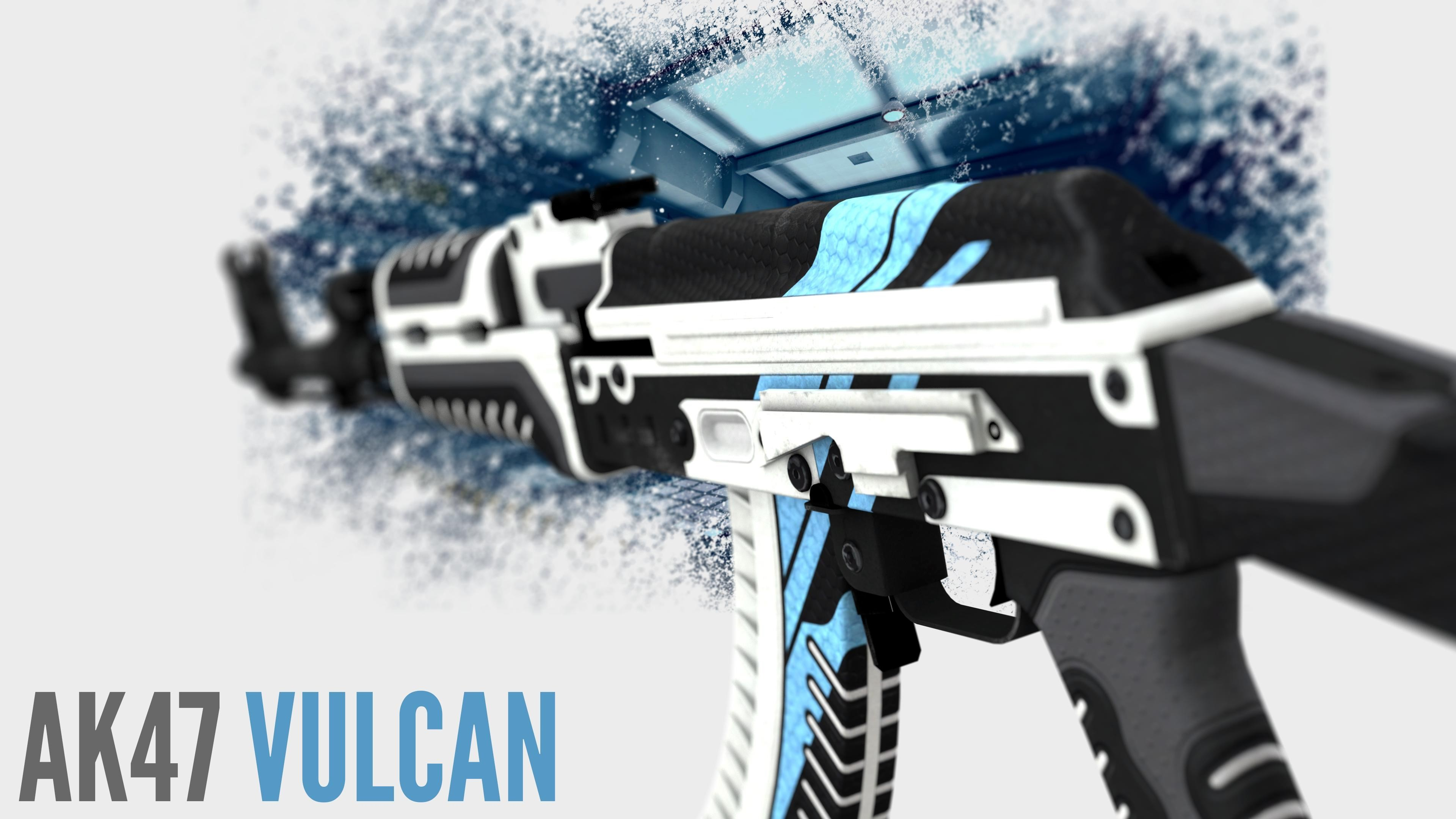 ak47 vulcan wallpaper