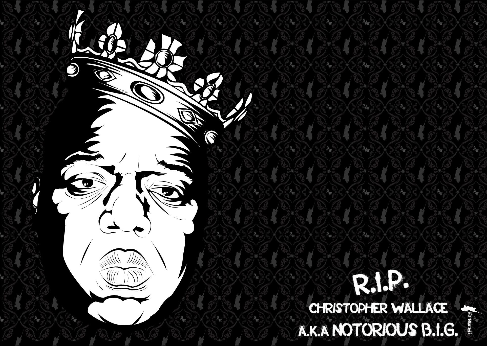 Biggie Smalls rap gangsta r wallpaper | | 45936 .
