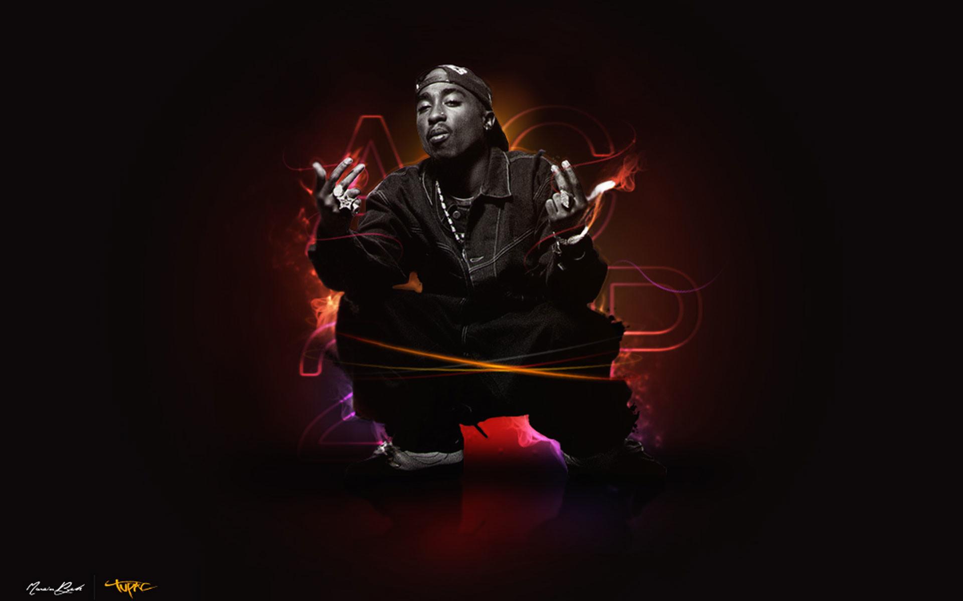 Tupac HD 1 • Rap Wallpapers
