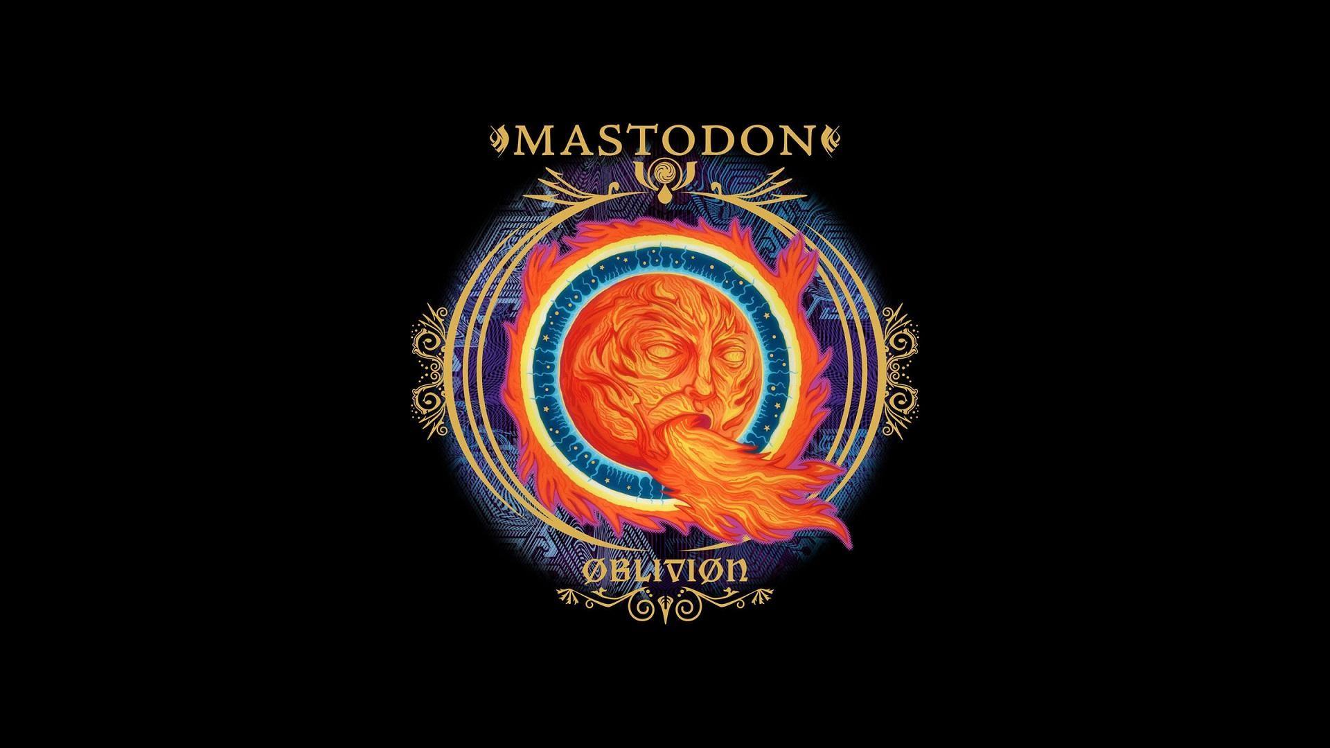 Mastodon Band Wallpaper