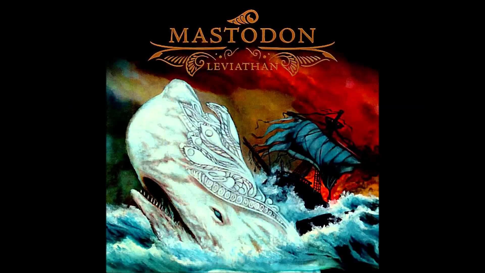 … leviathan mastodon wallpaper …