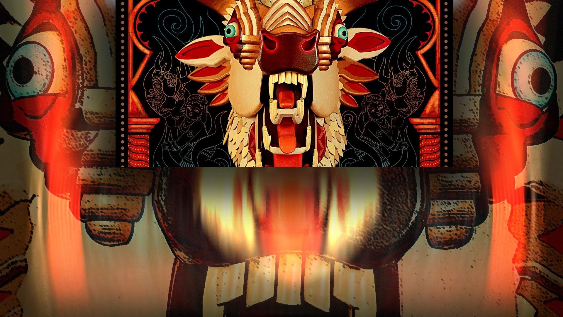 MASTODON sludge metal progressive heavy fantasy dark psychedelic wallpaper  | | 491927 | WallpaperUP