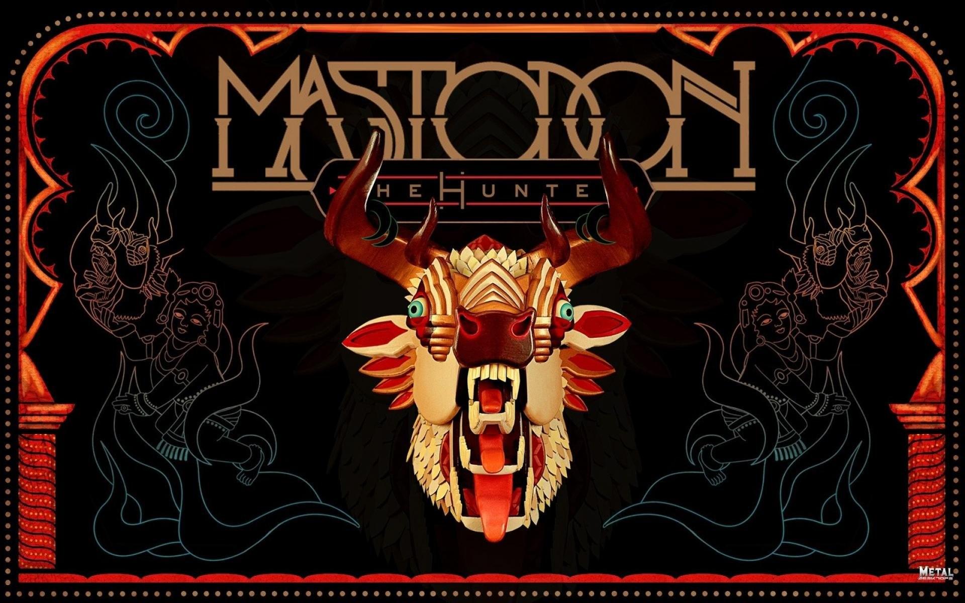 MASTODON sludge metal progressive heavy fantasy dark psychedelic wallpaper  | | 491904 | WallpaperUP