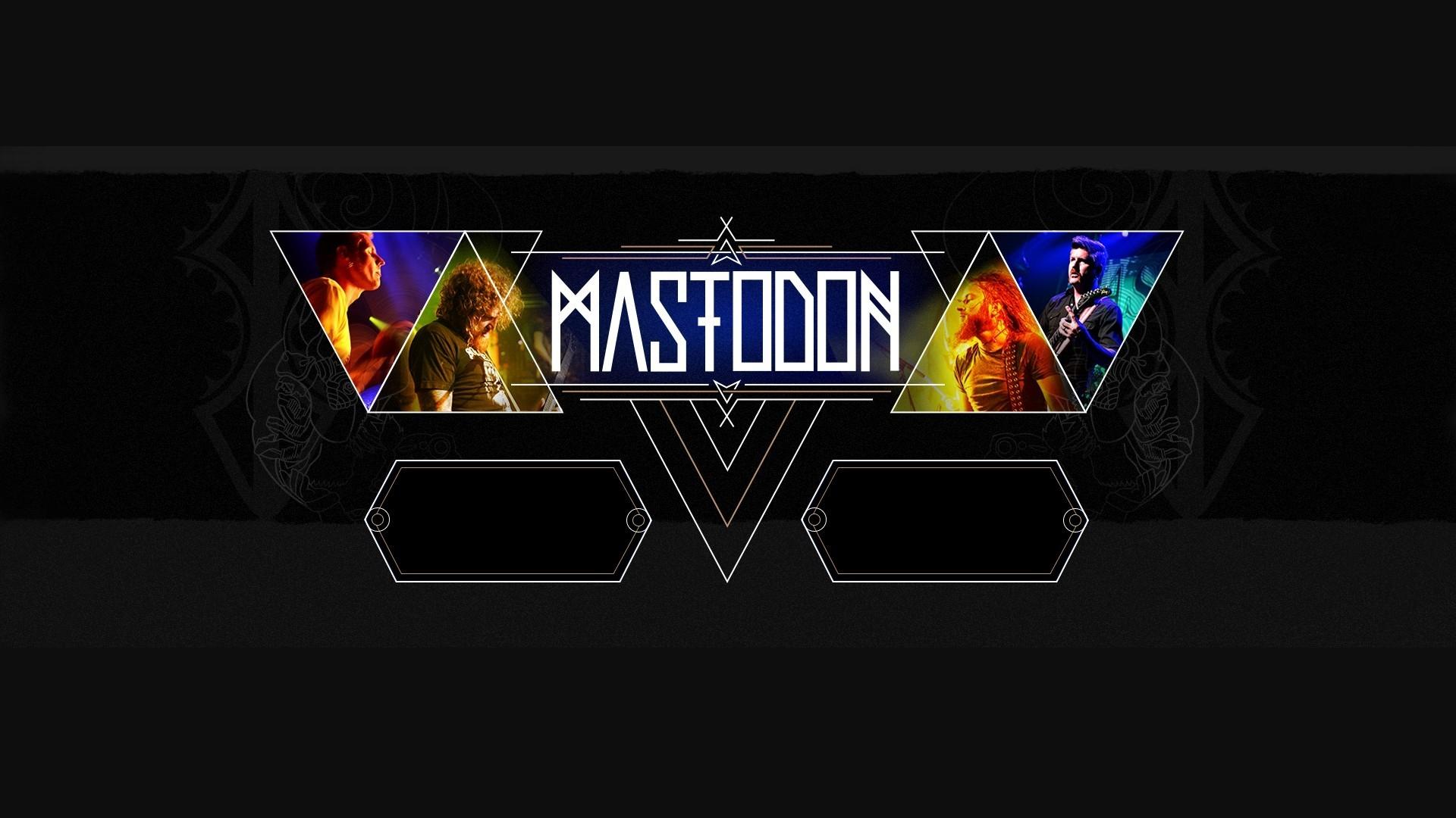Mastodon Metal