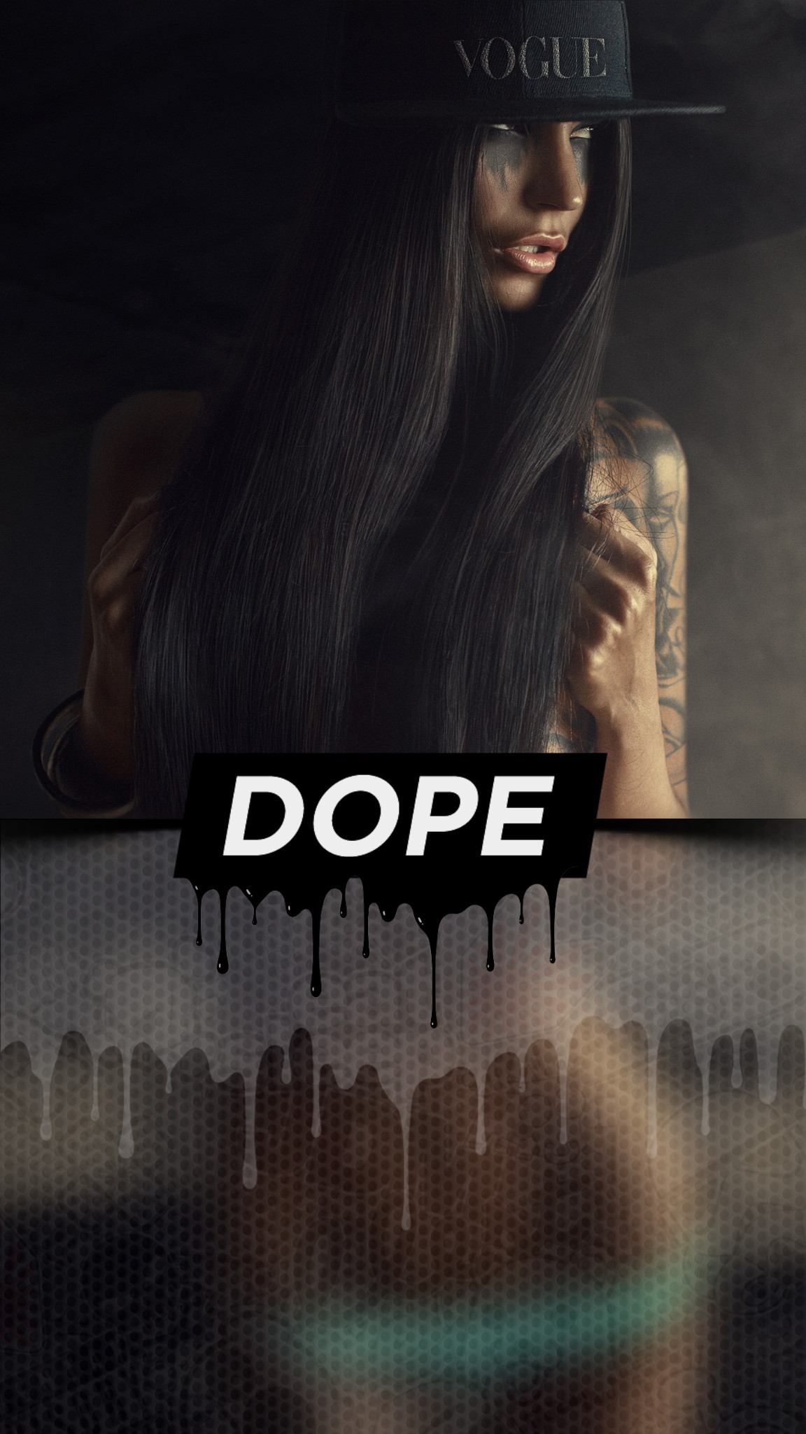 Girls Club, Bad Girls, Dope Wallpapers, Iphone Wallpapers, Art Girl,  Gangsta Girl, Sexy, Chicano, Hiphop