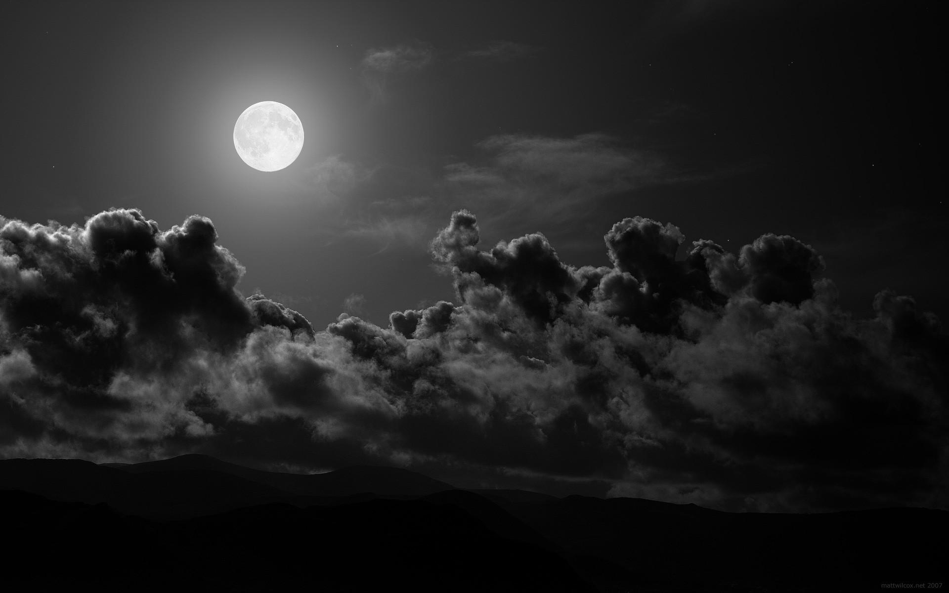 dope-awesome-sky-dark-landscape-moon-1920×1200-Wallpaper-