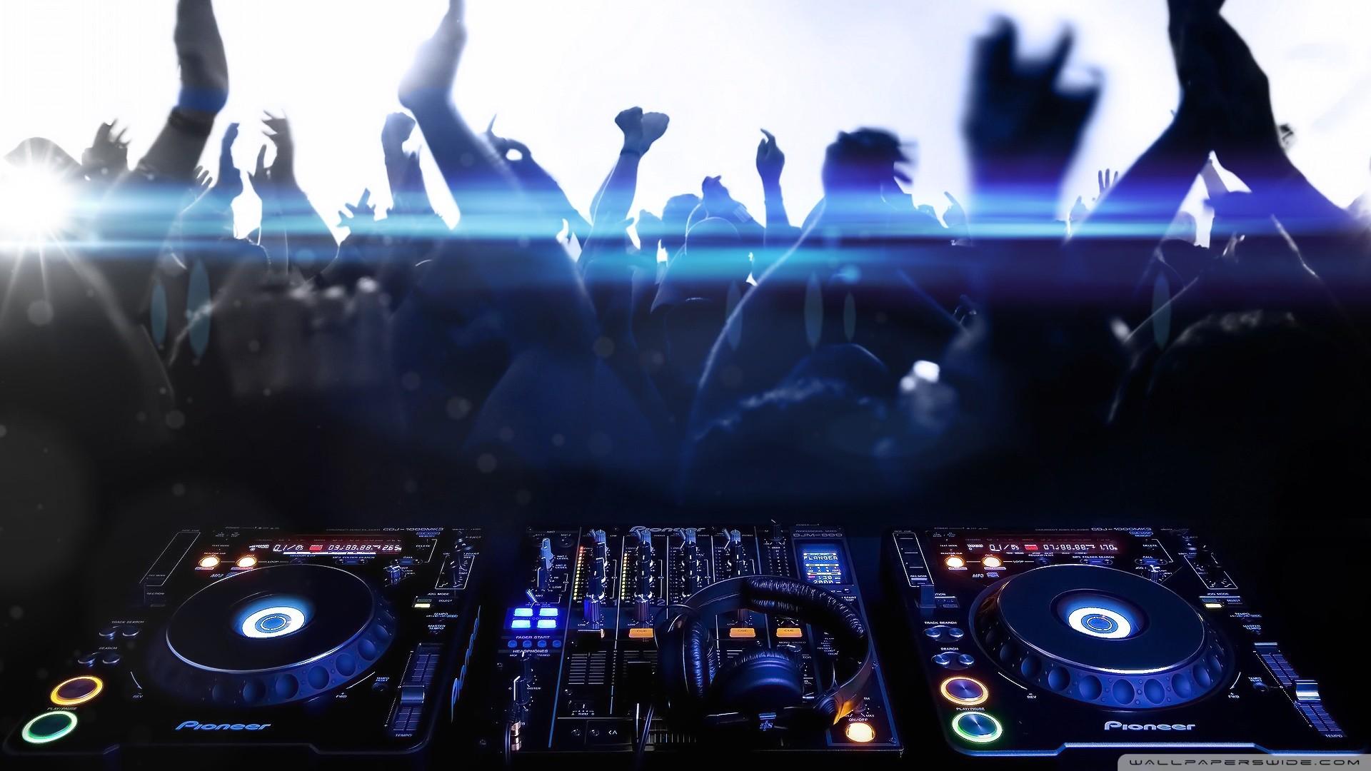 Pioneer DJ HD Wide Wallpaper for Widescreen